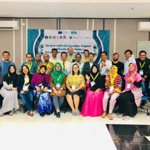 Training Inkubator Growth Hub Unnes